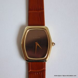 Montre Homme Or Eterna
