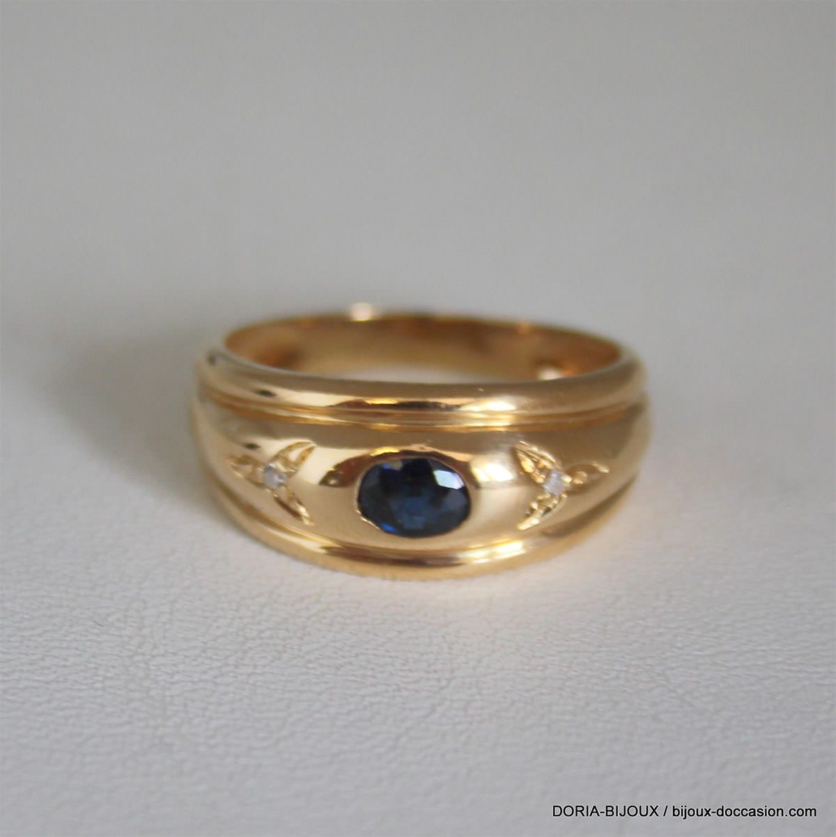 bague or d'occasion