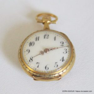 Montre De Poche Or Automatique -
