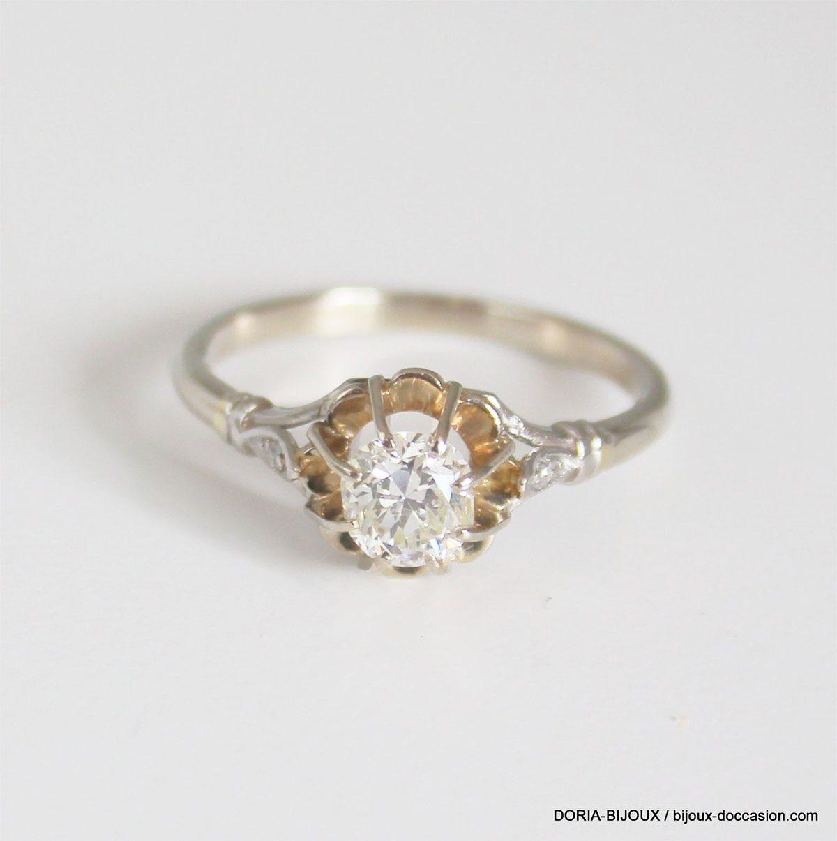 occasion bague diamant