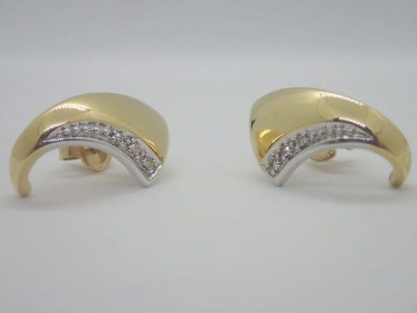 Bo Bicolores Diamants