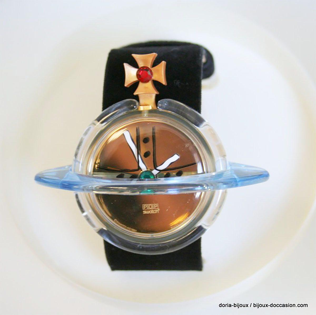 Montre Swatch By Vivienne Westwood Pwz104 Neuve
