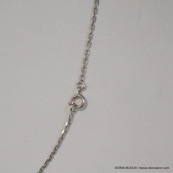 Chaine Maille Forçat Or 18k 750 - 46cm - 4.1grs