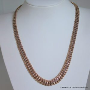 Collier Maille Américaine 14k 585/000 22.65 Grs