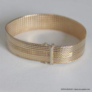 bracelet or 18K 750/000 44.40grs maille ceinture