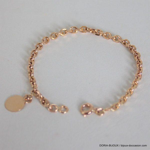 Bracelet Enfant Or 750 18k 15cm 6.7grs