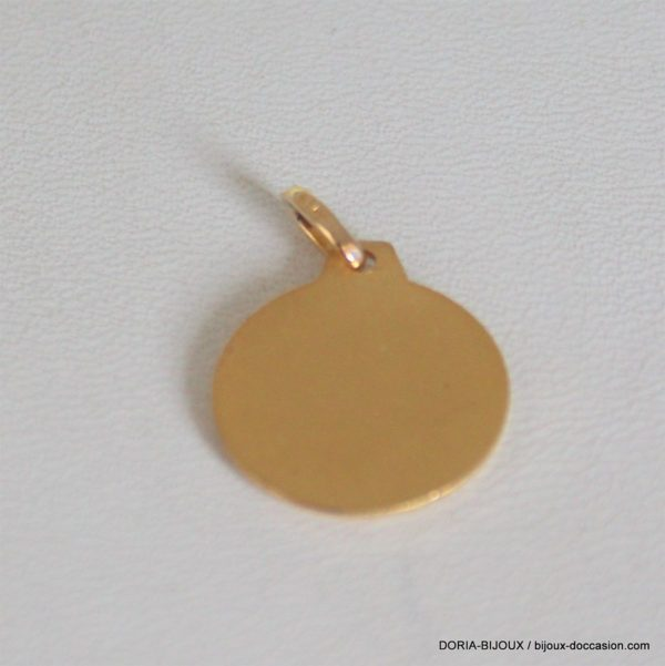 Médaille Ange Or 18k, 750/000  1.75grs