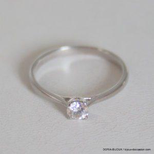Bague Solitaire Diamant - 1.43grs - 52