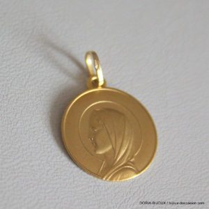 Medaille Religieuse Vierge 1.45grs -