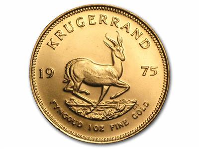 Pièce Or, Krugerrand