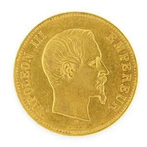 Pièce 100 Francs Napoléon