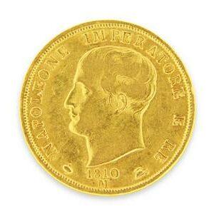 Pièce 40 Lires