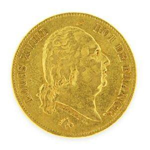 Pièce 40 Francs