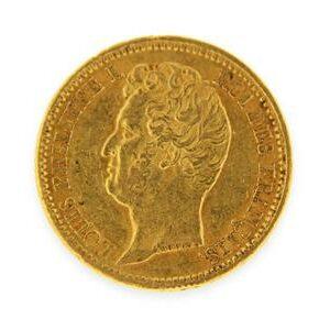 Pièce 20 Francs Louis Philippe 1er