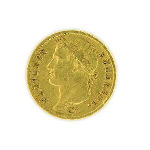 Pièce 20 Francs Napoléon Empereur, 1812