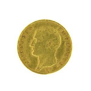 Pièce 40 Francs Napoléon, AN13