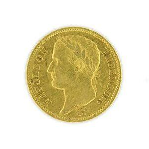 Pièce 40 Francs Napoléon, 1812
