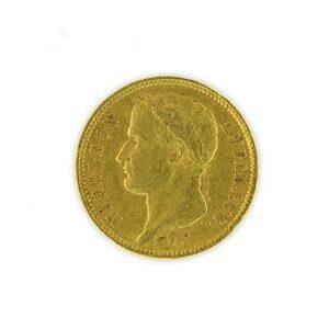 Pièce 40 Francs Napoléon, 1811