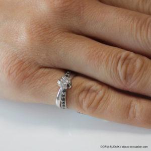 Diamant Noir Et Blanc