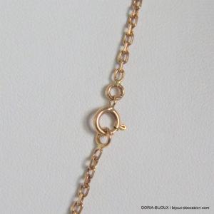 Chaine Maille Forçat Or 18k 750 - 56cm - 6.05grs