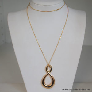 Collier Or Jaune 750 - 18k-  65cm - 8.10grs