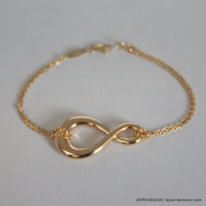 Bracelet Or Jaune 18k 750- 4.40 Grs - 18cm
