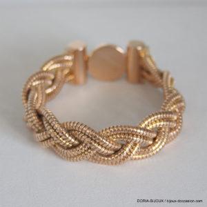 Bracelet Vintage Or 18k 750 - 18cm - 54.1grs