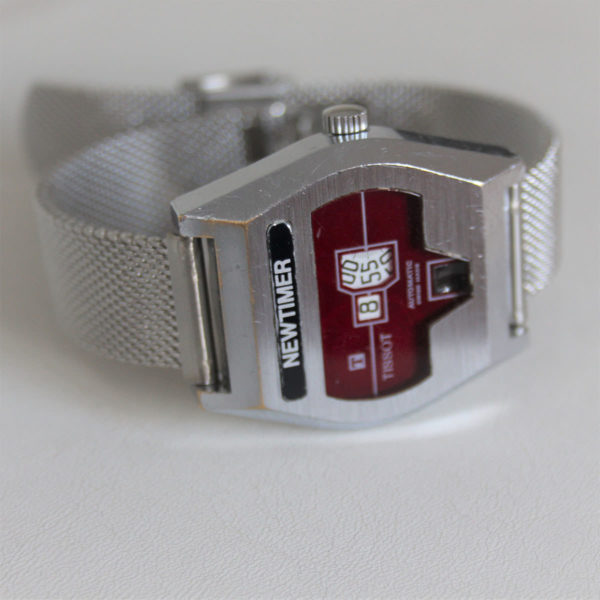 montre vintage new timer tissot