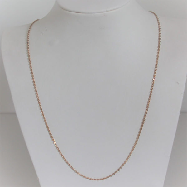 Chaine Maille  Forçat OR 18k 750 - 55cm - 4.4grs