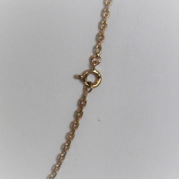 Chaine Maille  Forçat Or 18k 750 - 45cm - 8.2grs