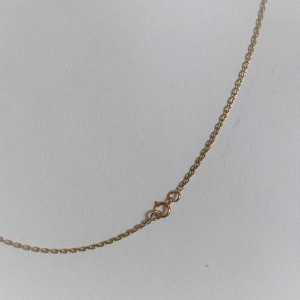 Chaine Maille  Forçat Or 18k 750 - 52cm - 4grs